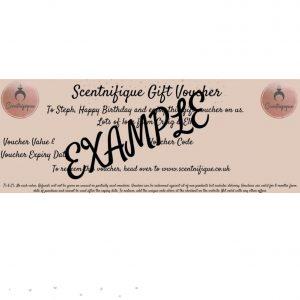 Copy of Gift Vouchers