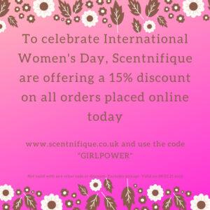 Cream Floral International Picnic Day Social Media Graphic