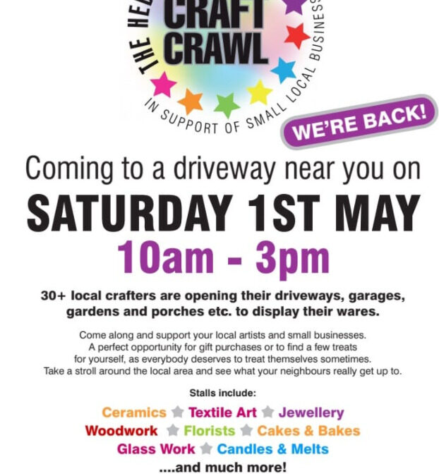 Come and see us and some of our lovely products in person
